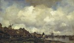 Jacob_Maris_-_Village_near_Schiedam